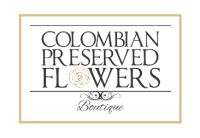 Colombian Preserved Flowers